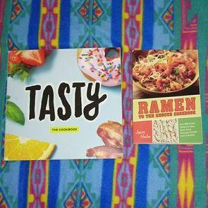 Recipes Books Bundle